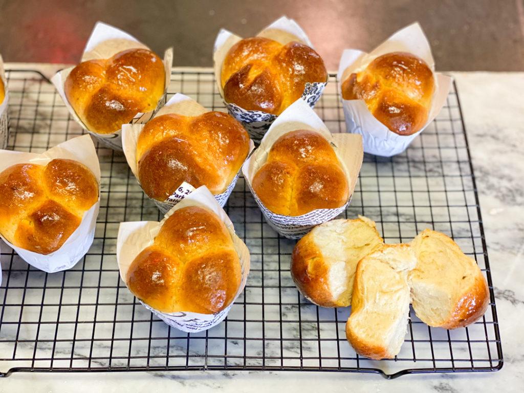mosbolletjie muffins
