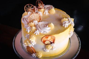 Classic Lemon Cake