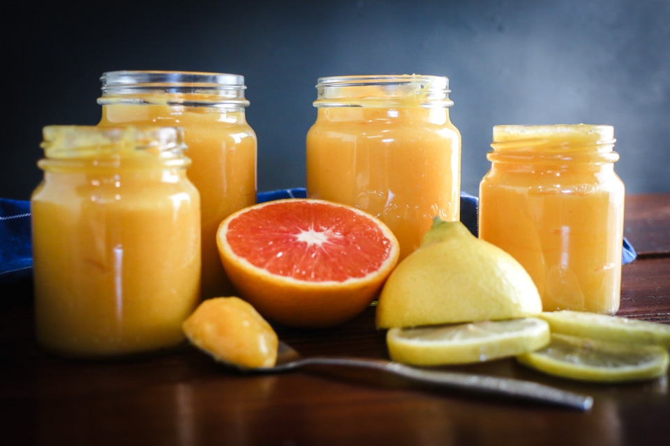 lemon citrus curd